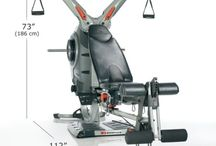 Bowflex / Bowflex Gym Equipment