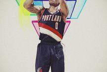 Portland Trailblazers Sports Cards / by Sebastien Donaldson