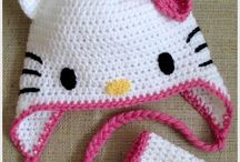 hello  kitty  headbands for baby girls