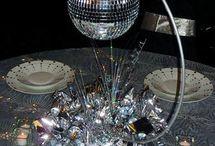 70's disco party