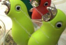 Tooto Parrot Bottle Opener