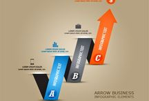 Video Tutorial | Create Arrows Business Infographic