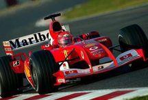 Ferrari F1 sperimentali