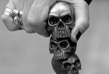 Skulls & Creepy Sh%t