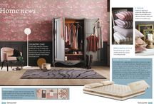 """""""Renovate with Casa Chic"""" / The furnishing and design Magazine has dedicated space to the contemporary mood of Tosato's """"Armonie"""" collection. Are you eager to see the details?"""