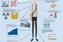Infografía sobre las 12 preguntas claves antes de crear tu web / Tengamos en cuenta que la web será una de nuestras fuentes de ingresos o de visibilidad. Por lo tanto, hay que preocuparse, investigar e indagar en varios aspectos, como describe esta infografía