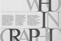 Typografie algemeen