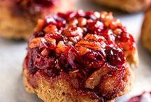 muffin, roll and bread recipes / by Kristine Schamberger