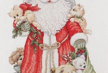 Cross Stitch - Christmas