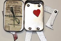 Tin Art & Shadow Box