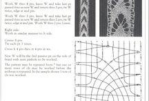 Kantklosboeken + techniek