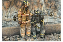 Art for Firefighters / by Gear Up Foundation The Brotherhood