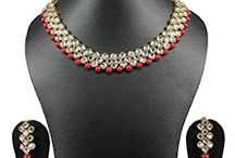 Traditional Bollywood Designer Wedding Party Jewelry Set