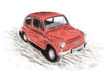 Illustration - Automobil