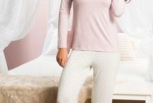 Pijamas Femininos Longos