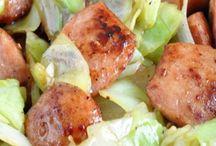 Easy, healthy, frugal recipes / Healthy budget friendly recipes