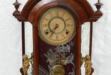 Clocks ~ I love clocks ❤ / by Marjorie Price