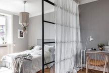 domek - sypialnia