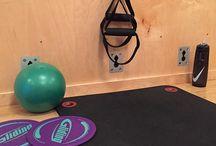 YogaWorks TRX / by YogaWorks