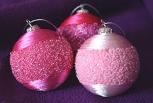 Pink Christmas / by Angela D