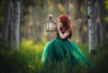 Young girl fantasy photography ideas