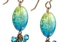 Beads-Earrings