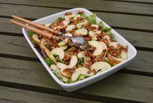 Salater - tilbehør