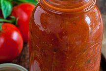 Italian Food / Sauces