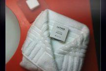 Fancy towel folds