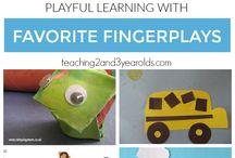 Fingerplay