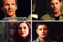 Supernatural stuff