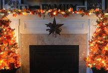 Autumn, Fall & Thanksgiving Decorating