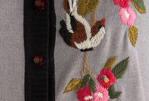 bordados para chaqueta