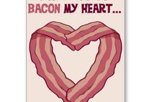 Bacon / #bacon / by Cassandra