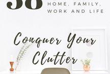 Organisation Cleaning Home Hacks / Cleaning, organisation, hacks, home DIY
