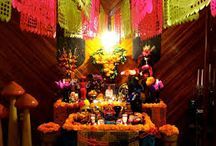 Dia De Los Muertos / Day of the dead rituals and images