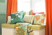 Bedroom color ideas / by Cindy Harrison