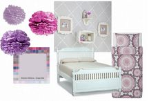 Maddie's room ideas / by Sunny Jacobs