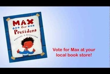 Max for President / Activities to go with the book written by Jarrett J. Krosoczka.