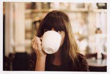 Cafe / by ☾.☾.  ☆☄