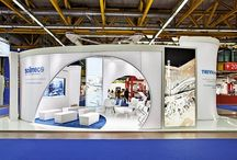 Trevi Group - Expotunnel / Act Events Allestimenti fieristici Exhibition stand display