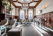 Kantoorruimte in Rotterdam / Kantoren in Rotterdam | Office space in Rotterdam ♥ Laat je inspireren door mooi interieur en bijzondere bouwwerken.