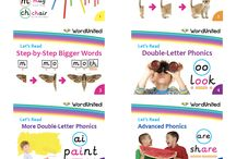 Let's Read - Phonics and Blending