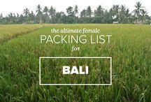 Bali volunteer trip