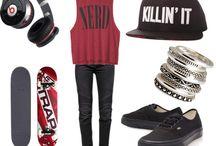 (Skater) Looks / Looks that I like