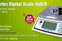 Scales / Product Category