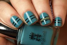 Nails / by Janelle Peterson