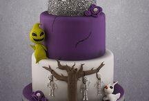 Eva Wedding cake