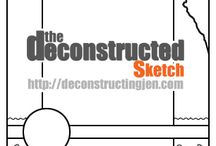 Deconstructed Sketches