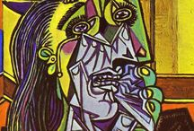 Pablo Picasso / by Richard Plumley